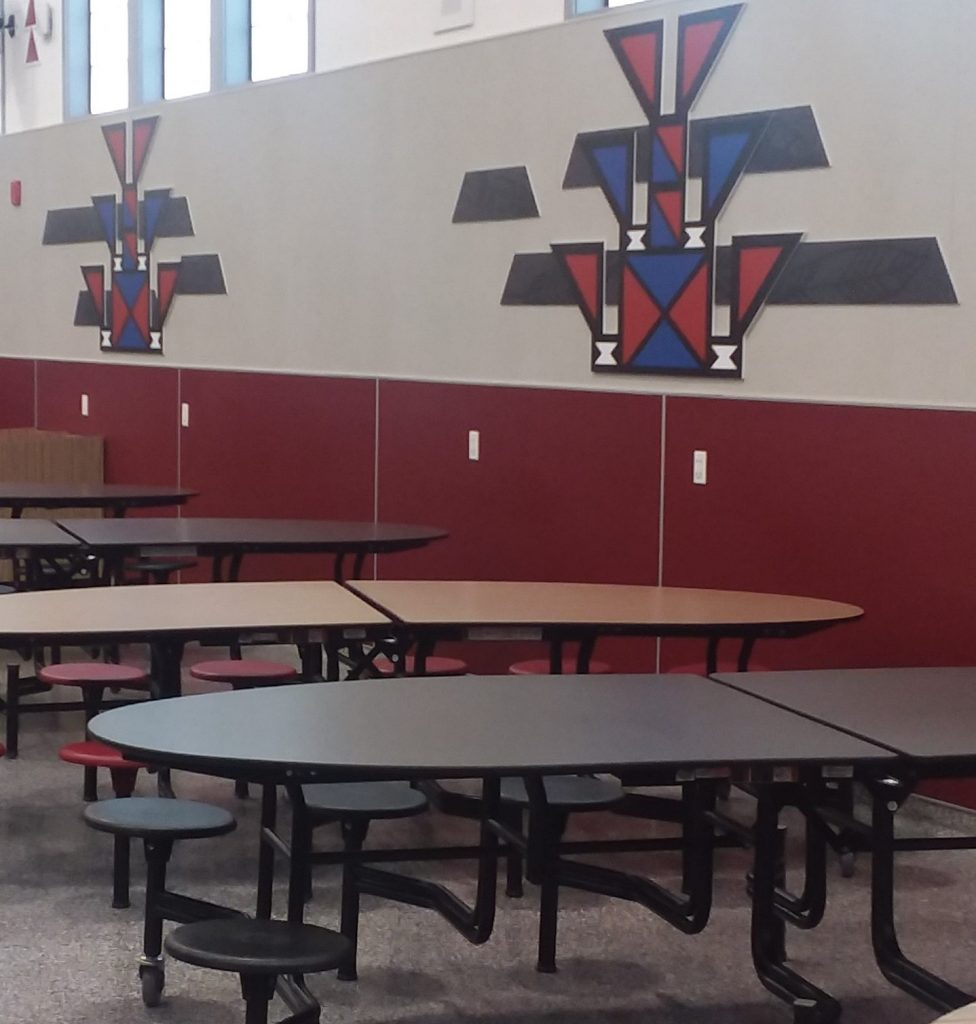 Hoopa High Cafeteria