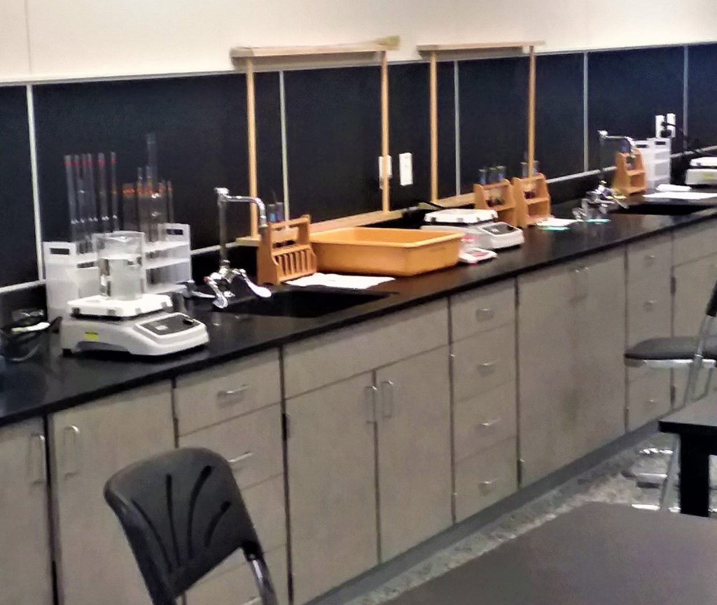 Hoopa High Science Lab