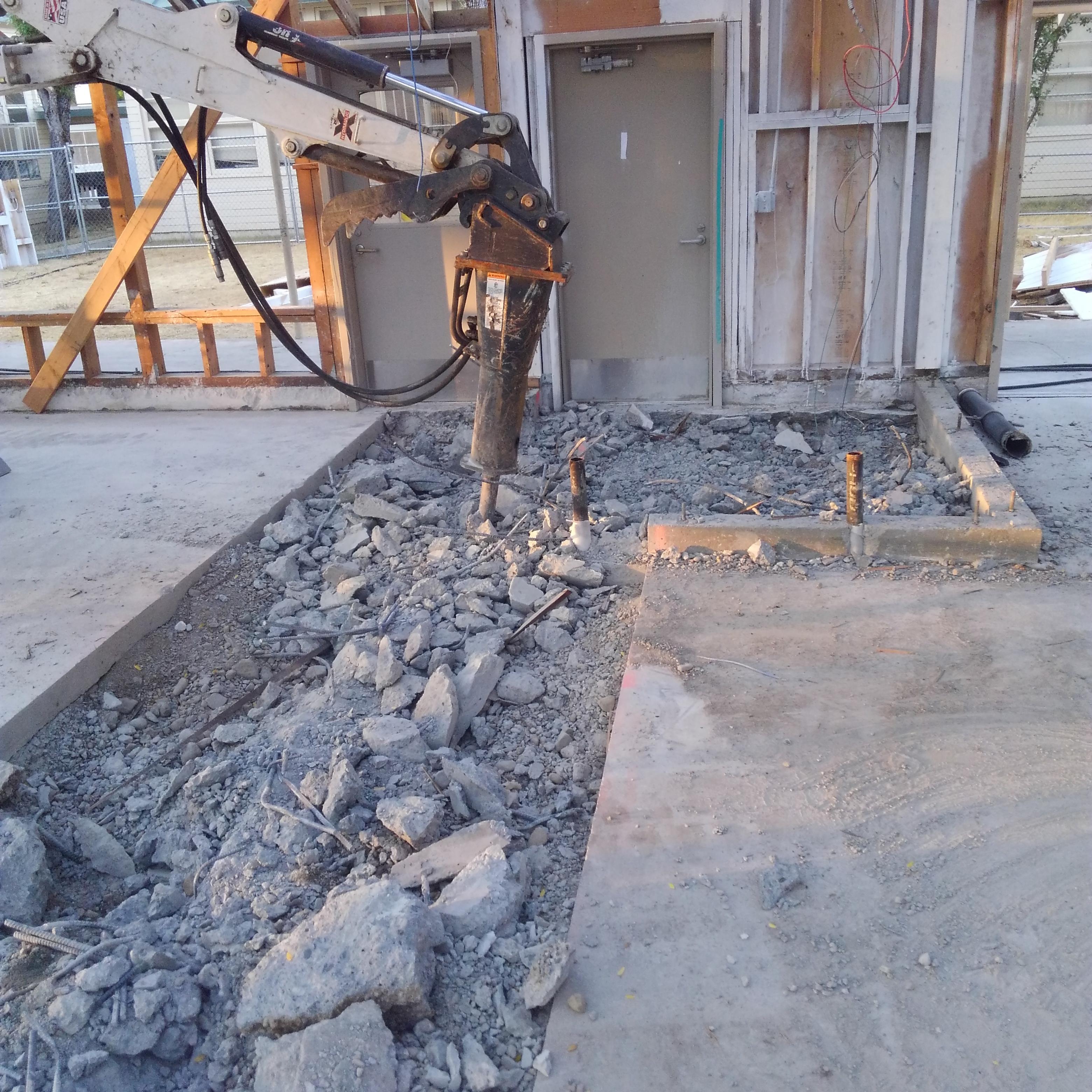 MVUSD Concrete Demo